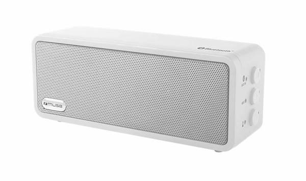 MUSE Bluetooth zvočnik M-350BTW bel